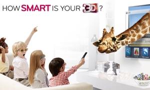 تلفاز LG Cinema 3D الجيل الجديد لتغيير مستقبل الترفيه المنزلي