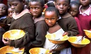 الفاو:تراجع عدد الجياع في العالم باستثناء افريقيا لكنه ما زال