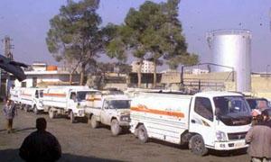 محروقات دمشق: الإسراع بإصدار البطاقة الذكية لضبط التوزيع