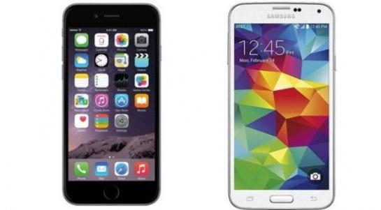 بالفيديو والصور... اكتشفوا الفارق بين الـ iPhone 6 والـ Samsung S6؟