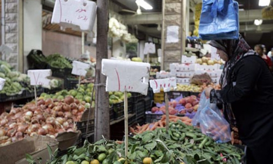 ارتفاع جنوني وفقدان لبعض السلع والمواد الغذائية  في أسواق دمشق