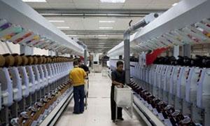 سبع شركات نسيجية خارج الخدمة نتيجة الأزمة