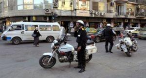 فرع مرور دمشق: وزارة الداخلية تسعى للقضاء على ظاهرة تشويه لوحات السيارات وتزويرها