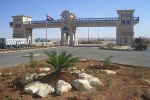 بدلاً من ميناء اللاذقية...تخليص جمركي لآلات مستوردة في الشيخ نجار