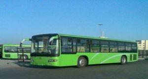محافظة دمشق: وصول 50 باصاً للنقل الداخلي من الصين قريباً