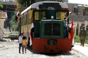 مدير الخط الحجازي ينفي توقف قطار النزهة عن العمل