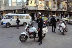 فرع مرور دمشق يعلن عن حملة لمكافحة كافة أشكال المخالفات المرورية