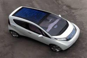صناعة سيارة تسير مسافة 40 كـم في الساعة على الطاقة الشمسية في سورية
