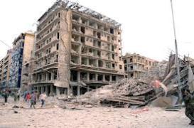 مجلس مدينة حلب يزيد موارده لإقامة مشاريع حيوية..  و40 مليون خسائره في قطاع البناء