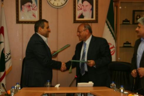 بالصور: هيئة الأوراق السورية توّقع مذكرة تفاهم مع منظمة الأوراق المالية والبورصة الإيرانية