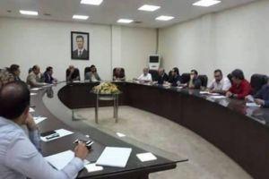 وثائق الحصول على دعم الشحن لعقود التصدير المبرمة خلال معرض دمشق الدولي