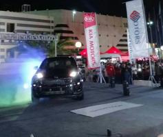 بالصور:إعمار مورتوز تطلق سيارة ''كيا سبورتاج'' خلال معرض دمشق الدولي