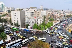 دمشق تحصل على 2.1 مليار ل.س بدل وقوف السيارات