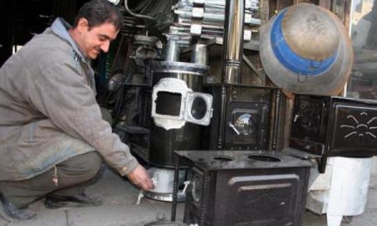 ارتفاعات غير مسبوقة بأسعار مواد التدفئة والحرامات والسجاد في أسواق دمشق
