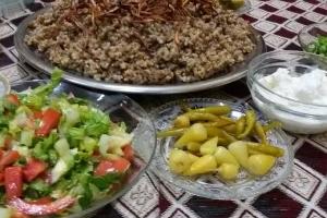 كلفة طبخة المجدّرة 10 آلاف ليرة سورية