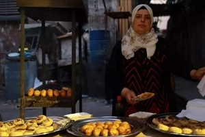 نسيبة الغربي تنشر عبق الكبة الحلبية في دمشق