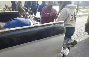 حمص: مريض يفارق الحياة على باب مركز طبي رفض إسعافه خوفاً من كورونا