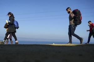 السوريون في المرتبة الثانية بأعداد الراغبين بالهجرة إلى أوروبا عبر تركيا