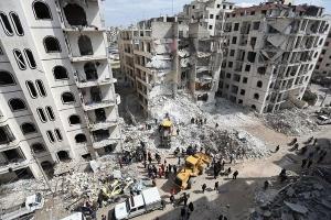 حداد: شركات روسية بدأت بمشاريع إعادة الإعمار في سوريا