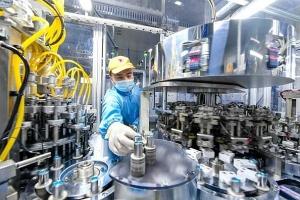ارتفاع مؤشر التصنيع في الصين