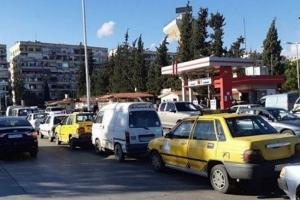 دمشق: ليتر البنزين إلى 3500 ليرة والمازوت بألفي ليرة سورية