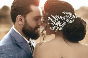 عروسان في السويداء يتبرعان بمصاريف حفل زفافهما بعد إلغائه