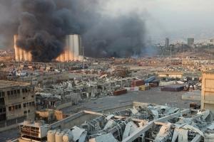 أكبر من الوصف.. خسائر اقتصاد لبنان بعد انفجار بيروت