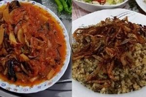 السيدات السوريات: ماذا سأطبخ اليوم.. مو كيميا يا مطبق يا مجدرة!