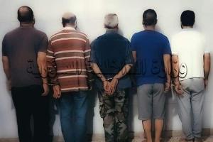 حماة: لصوص السيارات في قبضة الشرطة