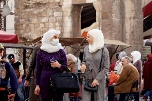 دمشق: نوزع الكمامات مجاناً على الموظفين بشكل يومي
