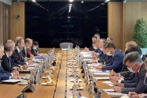 وفد سوري يبحث في موسكو مشاريع تجارية وزراعية وصناعية مشتركة
