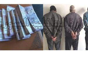 ريف دمشق: القبض على عصابة تشتري سيارات بمبالغ أجنبية مزورة