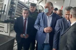 وزير التموين: حريصون على تقديم الدعم لعودة المهجّرين إلى أرضهم