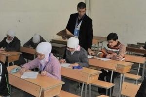 للمرة الأولى في سوريا.. شيفرة خاصة و كاميرات مراقبة خلال الإمتحانات النهائية