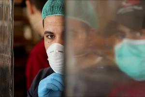 ما حقيقة هروب مصابين بكورونا من مشفى سلمية الوطني؟