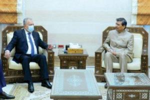 عرنوس يدعو الشركات الهندية للدخول إلى السوق السورية للاستثمار