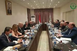 غرف التجارة السورية ومجموعة طلال أبو غزالة يناقشان آفاق التعاون الرقمي المشترك