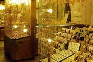 غرام الذهب ينخفض بمقدار 1000 ليرة سورية اليوم