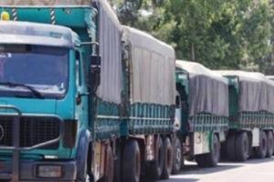 النقل: 10 آلاف براد مسجل لدى مديريات النقل و15 ألف شاحنة