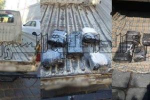 القبض على مروج مخدرات في دمشق