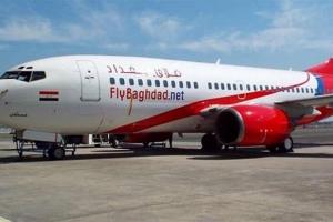 فلاي بغداد تعلن استئناف رحلاتها لمطار دمشق الدولي إبتداءً من أيلول القادم