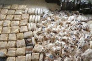السلطات الأردنية تصادر شحنة مخدرات قادمة من سوريا