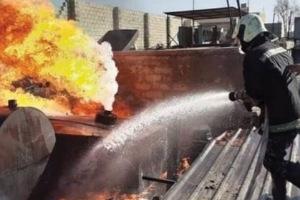 حماة: 42 حريقاً خلال هذا الشهر.. بداية مبكرة لموسم الحرائق