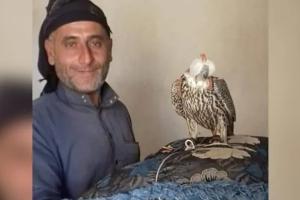 صياد يبيع طير بـ 53 مليون ليرة سورية في الرقة