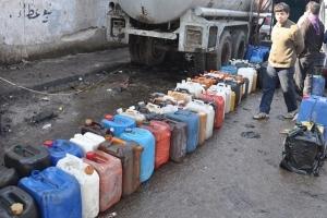 ريف دمشق: من المحتمل عدم توزيع الـ 40 ليتر الإسعافي من المازوت