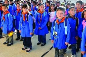 تربية ريف دمشق: منذ اليوم الأول للعام الدراسي الجديد لوحظ إقبال الطلاب على الدوام