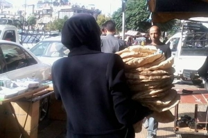 السورية للمخابز: يوجد تحسن في جودة الخبز وخف الازدحام على الأفران