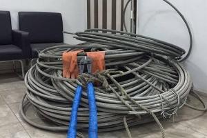 طرطوس: سرقة 1 طن من كابلات الكهرباء النحاسية خلال 20 يوماً