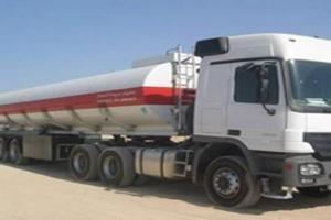 سادكوب في دير الزور: يصلنا ما يعادل نصف صهريج بنزين يومياً