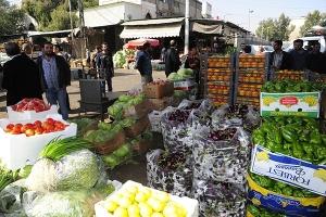 سوق الهال: ارتفاع أسعار الخضر و الفواكه 30 % والسبب!